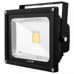 Avide Led straler/floodlight/bouwlamp 20watt - 4000K - 1800 lumen (vervangt 173watt)