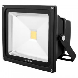 Avide Led straler/floodlight/bouwlamp 30watt - 4000K - 2700 lumen (vervangt 260watt)