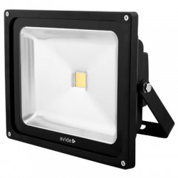 Avide Led straler/floodlight/bouwlamp 50watt - 4000K - 4500 lumen (vervangt 433watt)