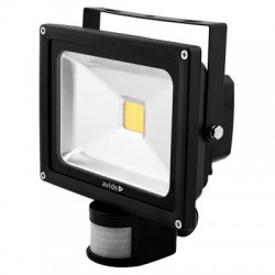 Avide Led floodlight Sensor 20watt - 4000K - 1800 lumen