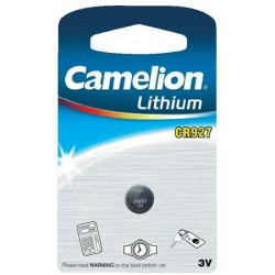 Camelion CR927 3Volt 27mAh lithium button cells battery