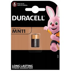 Duracell MN11 - A11A 6Volts alkaline battery