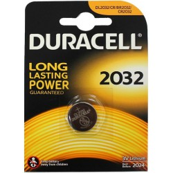 Duracell CR2032 - DL2032 - 5004LC 3Volt Lithium Knoopcel