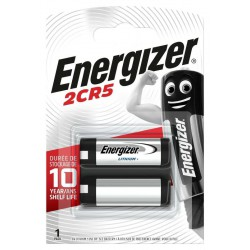 Energizer 2CR5 - 245 6Volts lithium battery