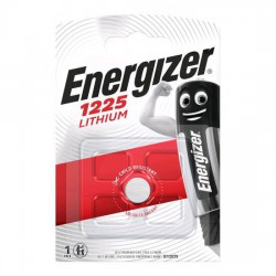 Energizer BR1225 3Volts lithium button cell battery
