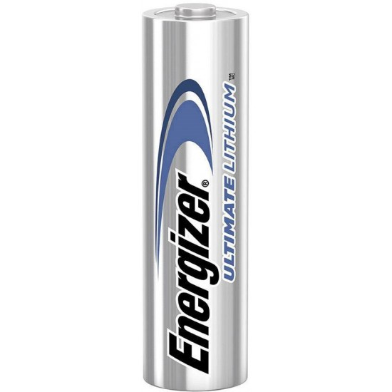 Energizer Ultimate Lithium 4x AA - FR6 - L91 1,5Volts batteries