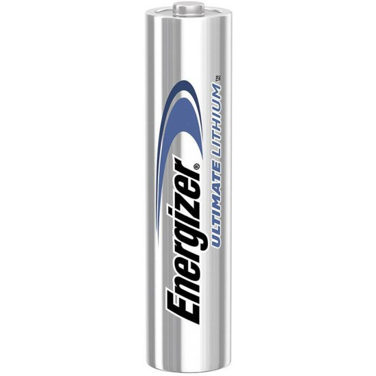 Energizer Ultimate 4x AAA - FR3 - L92 1,5Volts lithium batteries