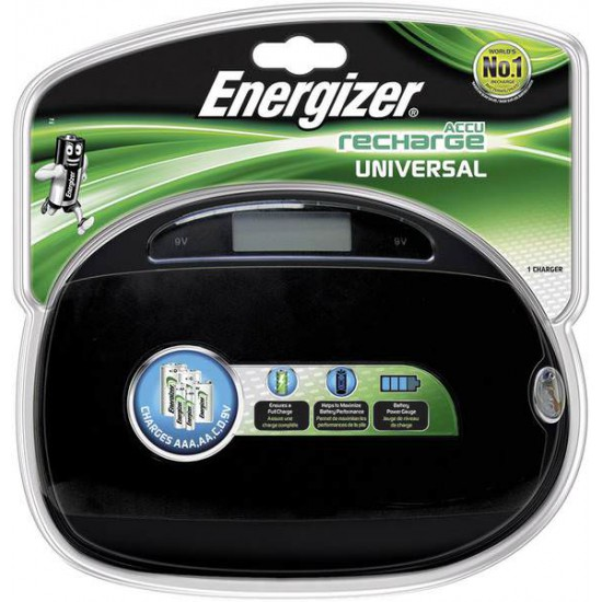 Energizer Universele oplader Chargers