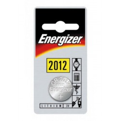 Energizer CR2012 - DL2012 3Volts lithium button cell battery