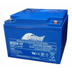 Fullriver DCG24-12 12Volt 24Ah (20hr) deep cycle gel leadacid accu battery