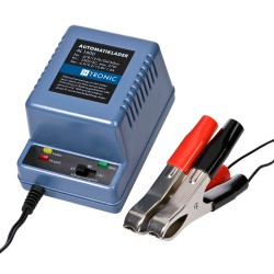 H-TRONIC AL 1600 batterycharger for 6V / 8V / 12V lead acid accu