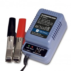 H-TRONIC AL 300pro charger for 2V / 6V / 12V lead acid batteries