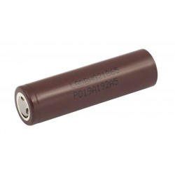 LG INR18650-HG2 18650 3000 mAh li-ion battery - Unprotected