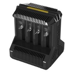 Nitecore Intellicharger I8 intelligente oplader voor 8 batterijen