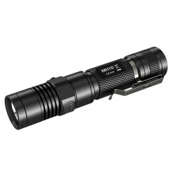 Nitecore MH10 rechargeable LED flashlight  - 1000 lumes - black