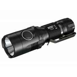 Nitecore MH20GT rechargeable LED flashlight  - 1000 lumes - black