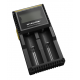 Nitecore Digicharger D2 charger for 2 batteries