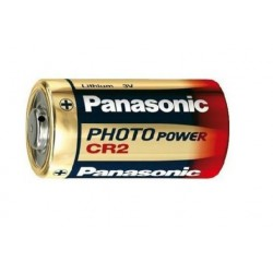 Panasonic Lithium Power CR2 - CR17355 - KCR2 3Volt fotobatterij