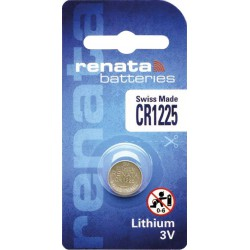 Renata CR1225 3Volts lithium button cell battery