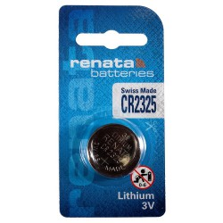 Renata CR2325 - DL2325 3Volts lithium button cell battery