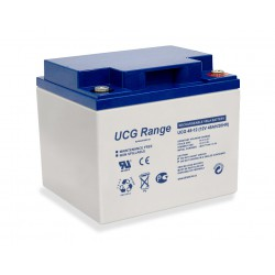 Ultracell UCG 12Volt 45Ah Loodaccu Loodgel SLA VRLA Deep Cycle Gel 197x165x170mm