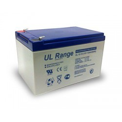 Ultracell UL12-12 12Volts 12Ah (20hr) lead acid battery accu VRLA VdS 151x98x101mm
