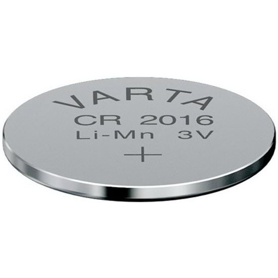 VARTA CR2016 - DL2016 - BR2016 - 6016 - 5000LC 3Volts lithium button cell battery