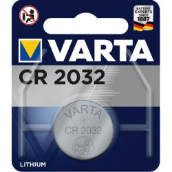 VARTA CR2032 - DL2032 3Volts lithium button cell battery