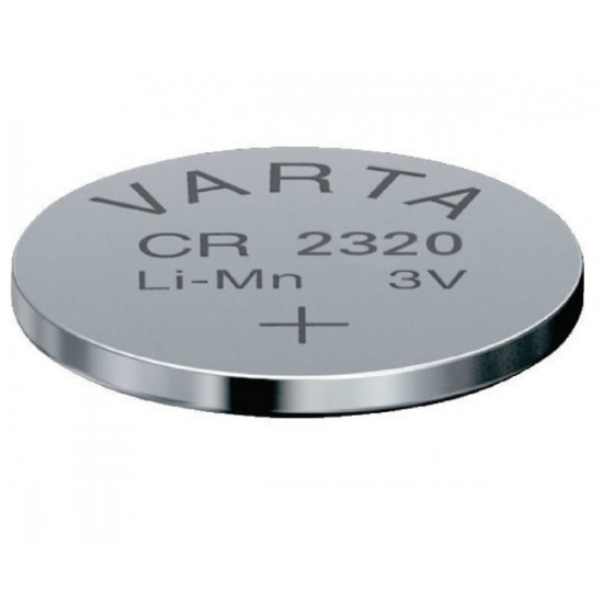 VARTA CR2320 - DL2320 - BR2320 - 6320 3Volts lithium button cell battery