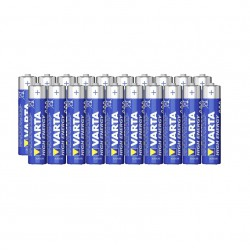 VARTA High Energy 24x AAA - LR3 1.5Volt alkaline batteries