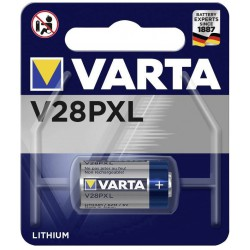 VARTA V28PXL - 28L - A544 6Volts lithium battery